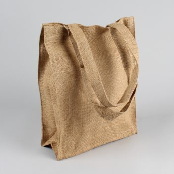 Medium plain jute bag | TradeAid
