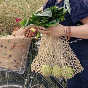 Jute produce bag | TradeAid