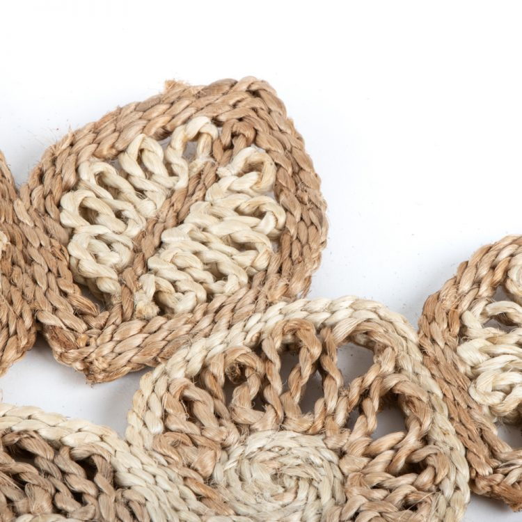 Floral jute table runner | Gallery 2 | TradeAid