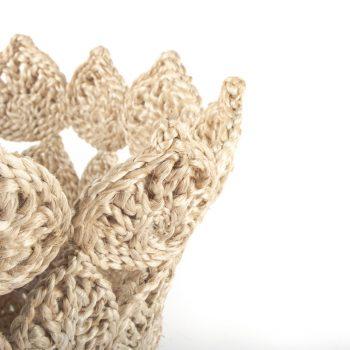 Ornate jute basket | Gallery 2 | TradeAid