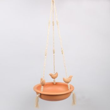 Bird feeder hanging bowl | TradeAid