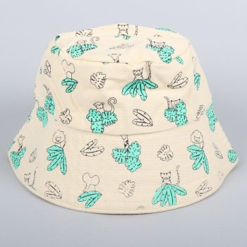Jungle print childs sunhat | TradeAid