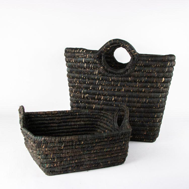 Small circle handle basket | Gallery 2 | TradeAid