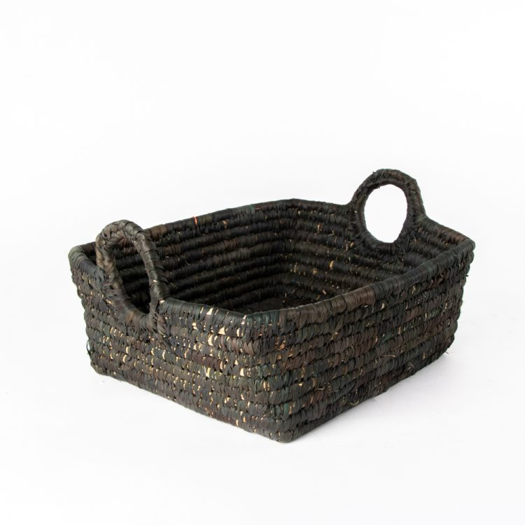 Small circle handle basket | TradeAid