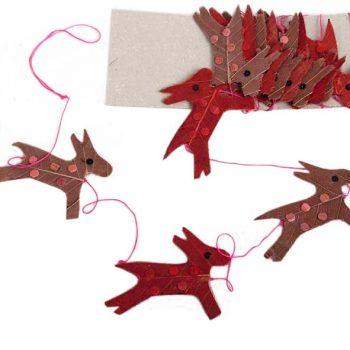 Reindeer garland | TradeAid