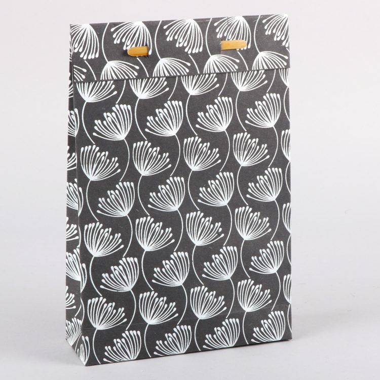 Large gift bag with flower design | TradeAid