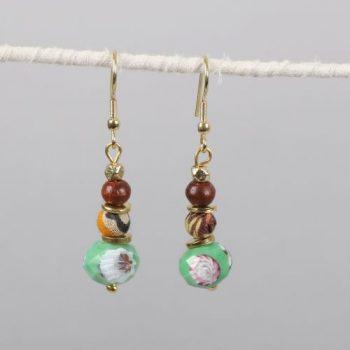 Bead earrings | TradeAid