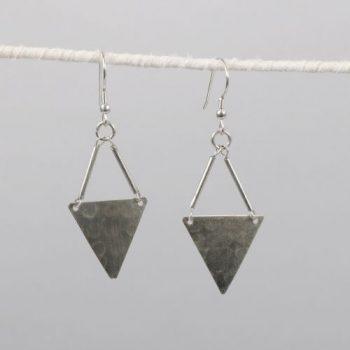 Triangle earrings | TradeAid