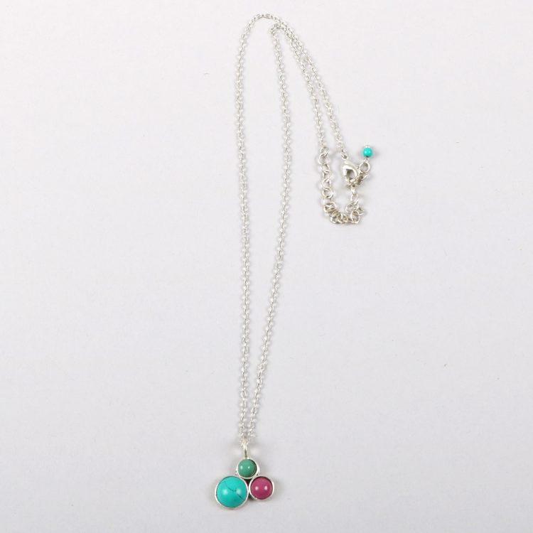 Triple bead necklace | TradeAid