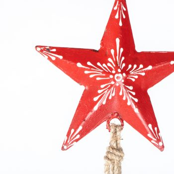 Red star and bell hanging | Gallery 2 | TradeAid