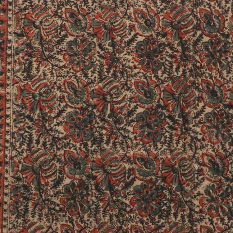 Small kalamkari design rug | Gallery 2 | TradeAid