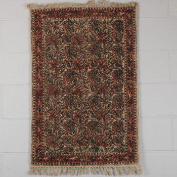 Small kalamkari design rug | Gallery 1 | TradeAid