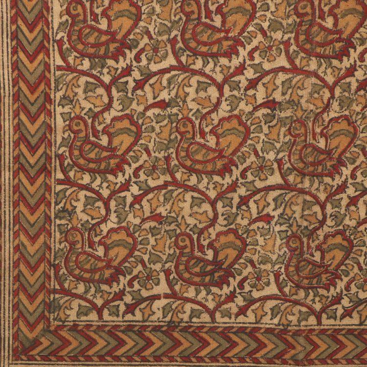 Small kalamkari rug | Gallery 2 | TradeAid