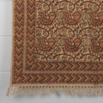 Small kalamkari rug | TradeAid