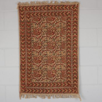 Small kalamkari rug   Gallery 1   TradeAid