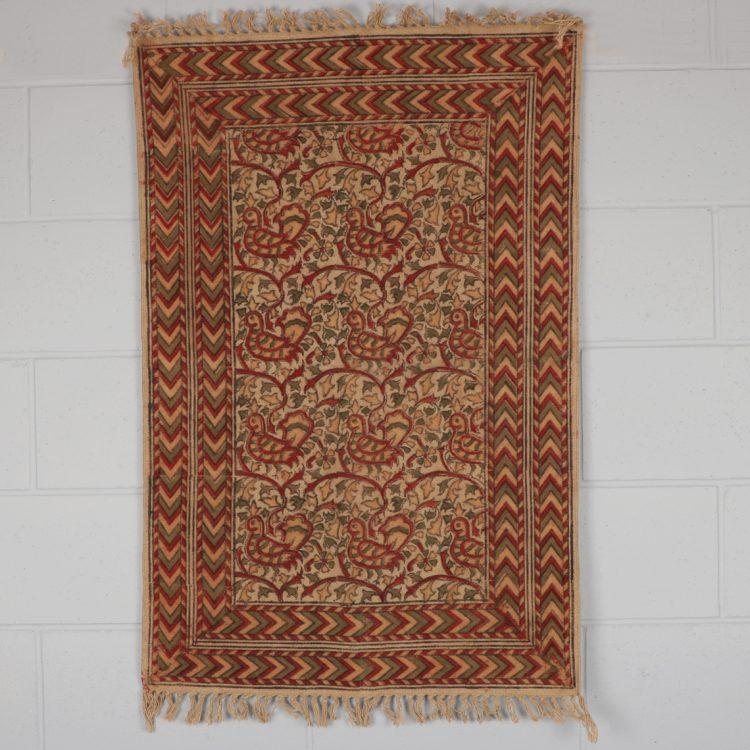 Small kalamkari rug | Gallery 1 | TradeAid