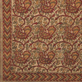 Medium kalamkari rug | Gallery 2 | TradeAid