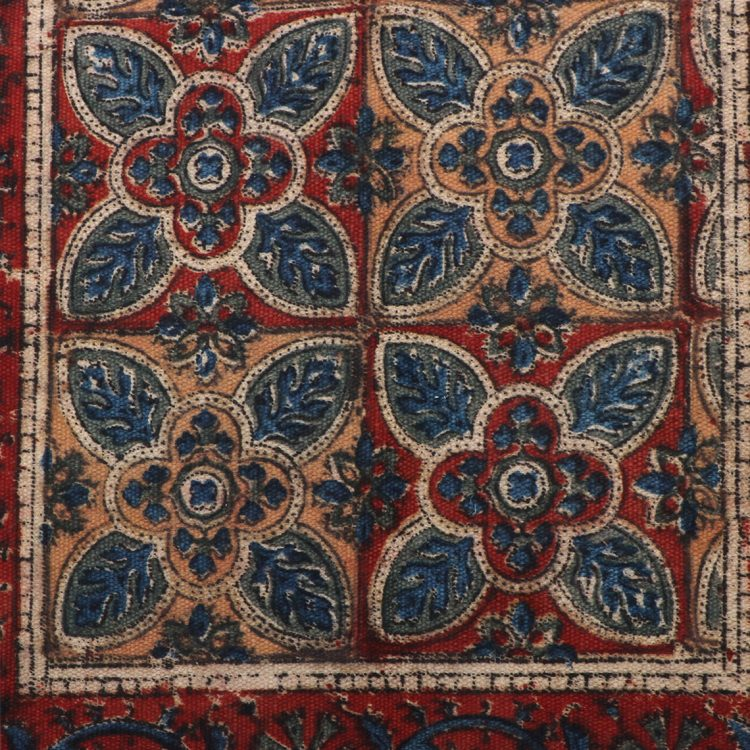 Small geometric floral rug | Gallery 2 | TradeAid