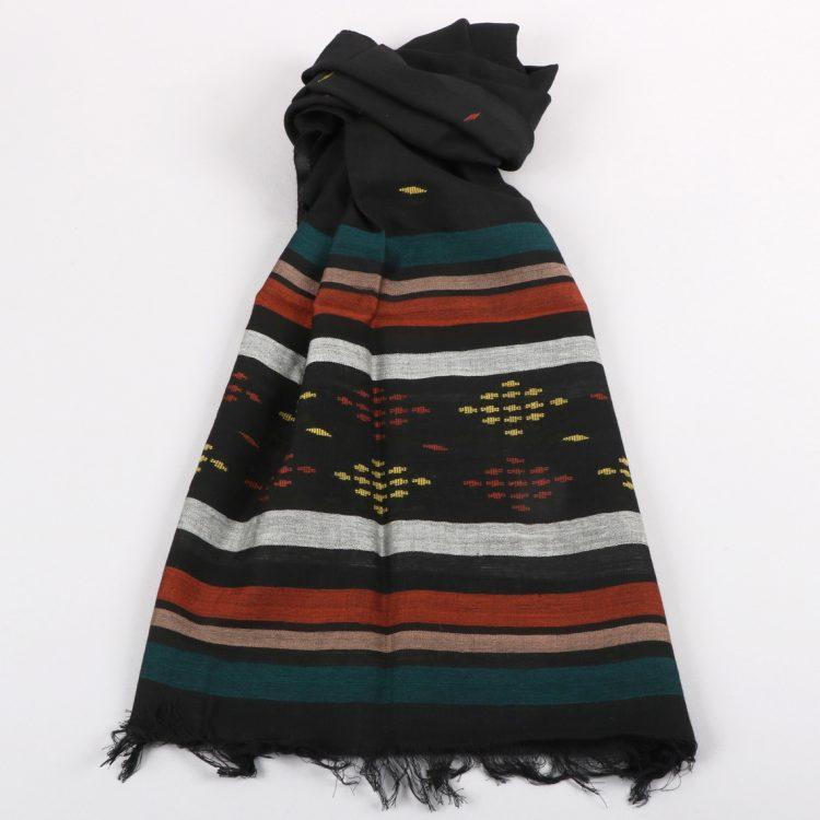Colourful scarf   TradeAid