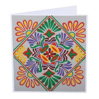 Floral design card | TradeAid