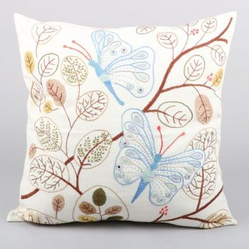 Butterfly cushion cover | TradeAid