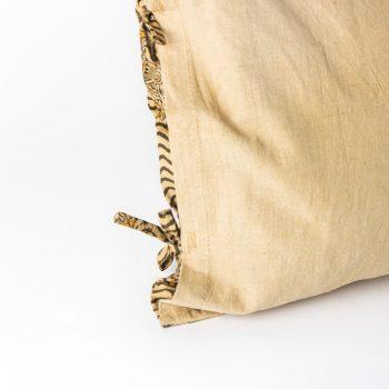 Floral stripe pillowcase   Gallery 2   TradeAid