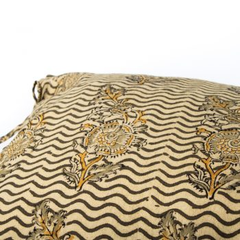 Floral stripe pillowcase   Gallery 1   TradeAid
