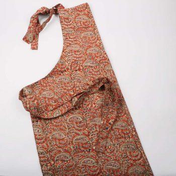 Kalamkari apron | TradeAid