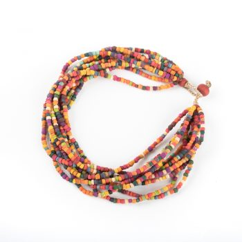 Colourful bead bracelet | TradeAid