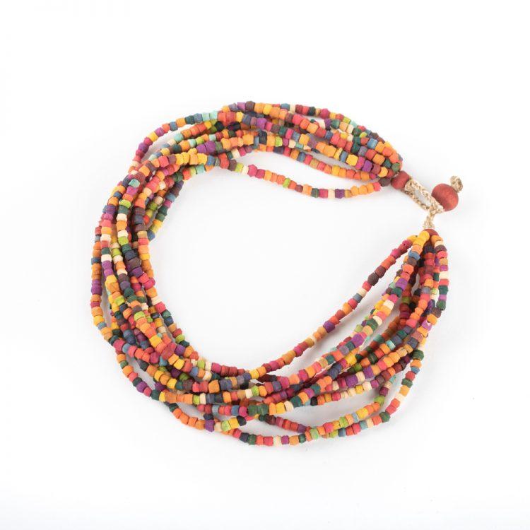 Colourful bead bracelet | TradeAid