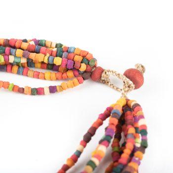 Colourful bead bracelet | Gallery 2 | TradeAid