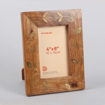Sheesham wood photo frame | TradeAid
