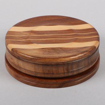 Sheesham wood papdi chess set | Gallery 1 | TradeAid