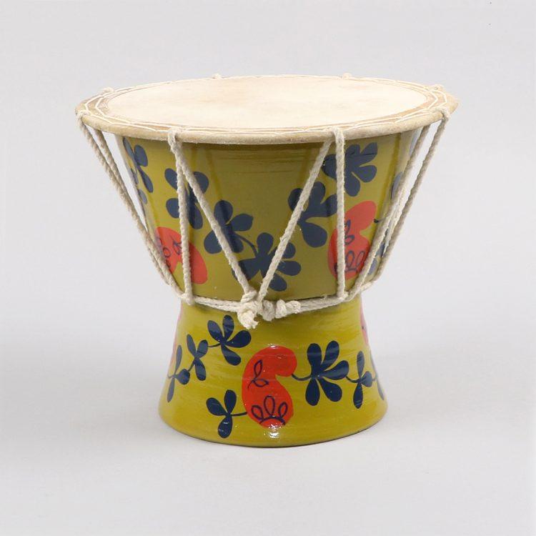 Green paisley dugi drum | TradeAid