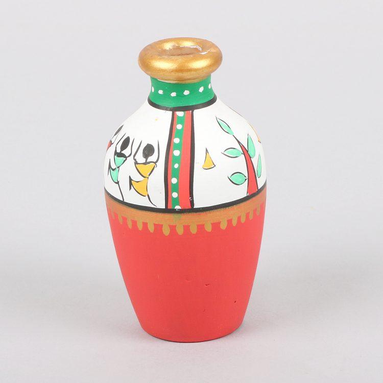 Painted bud vase | TradeAid