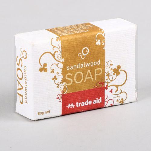 Sandalwood soap   TradeAid
