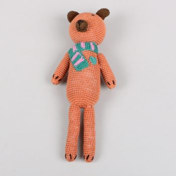 Crochet brown bear | TradeAid