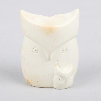 Owl tealight holder | TradeAid