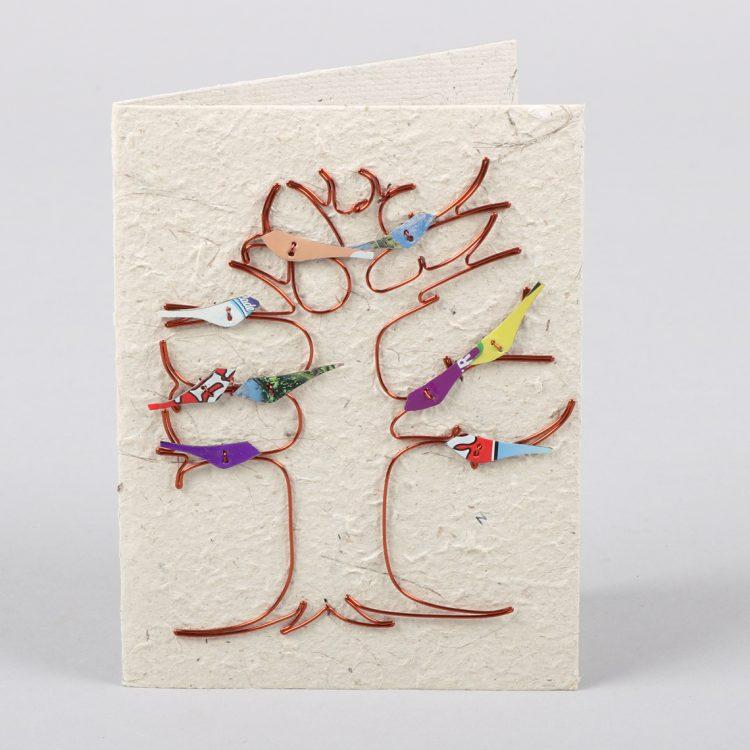 Tree of life card | TradeAid