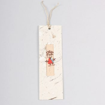 Dancing figure bookmark | TradeAid