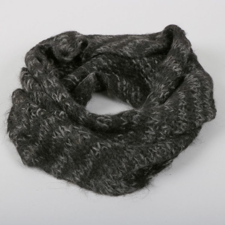 Alpaca tube neck scarf | TradeAid