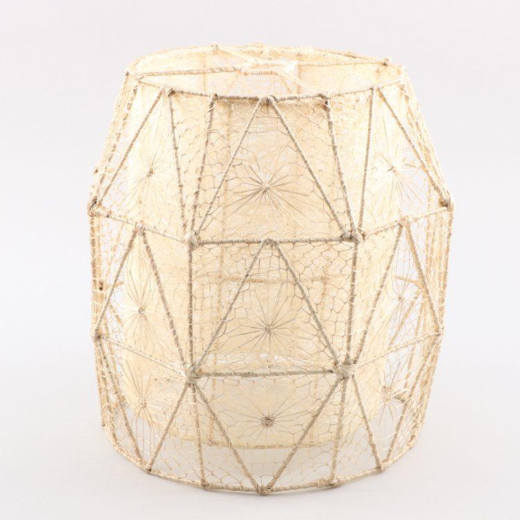 Crochet lampshade | TradeAid