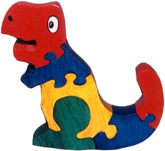 Tyrannosaurus puzzle | TradeAid