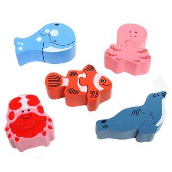 Set of 5 sea animals | TradeAid