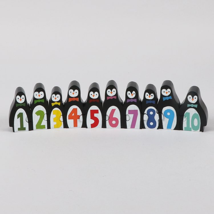 Counting penguins | TradeAid