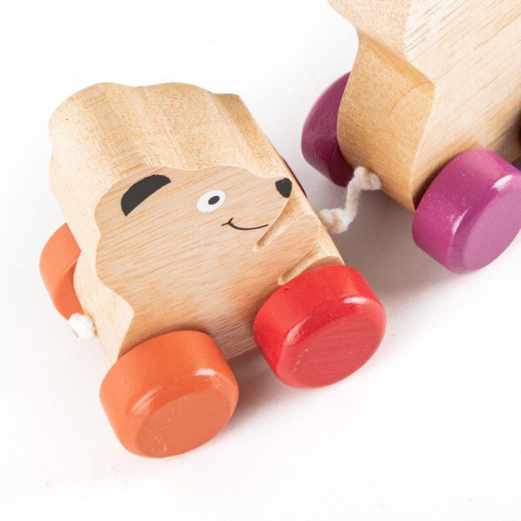 Bear pull toy | Gallery 2 | TradeAid