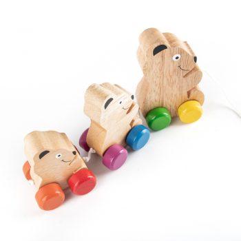 Bear pull toy | Gallery 1 | TradeAid