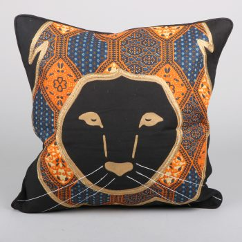 Lion cushion cover | TradeAid