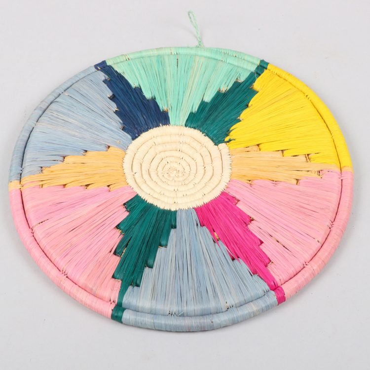 Multicolour placemat | TradeAid