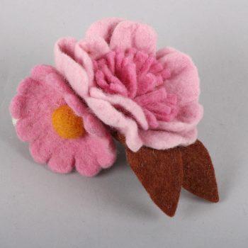 Flower hair clip | TradeAid